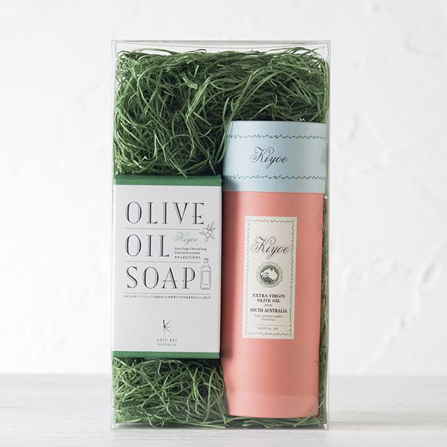 キヨエまるごと石鹸、化粧ボックス<キヨエ>120ml
