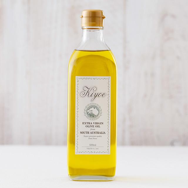 オリーブジュース100%オイル<キヨエ>500ml