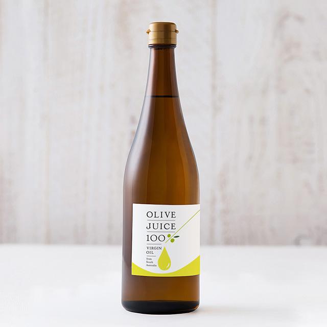 オリーブジュース100%オイルバージンオイルバロックス720ml